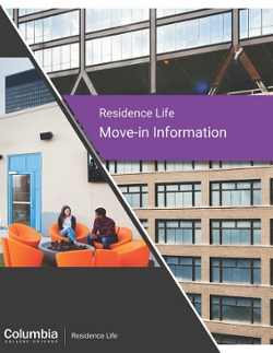 Move In Information Students Columbia College Chicago